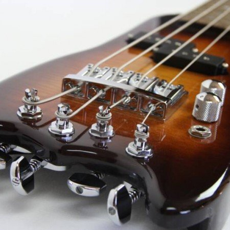 Electric Travel Bass Guitar