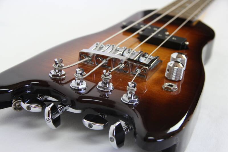 Rambler Custom Travel Bass Oblique