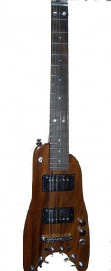 Custom Rambler Travel Guitar in KOA