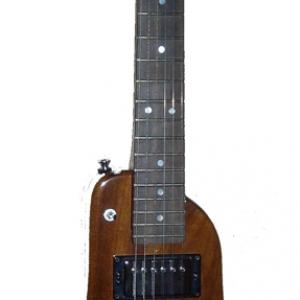 Custom Rambler Travel Guitar in KOA