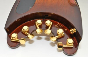 Rambler - Tobacco Custom Mahogany body with gold hardware