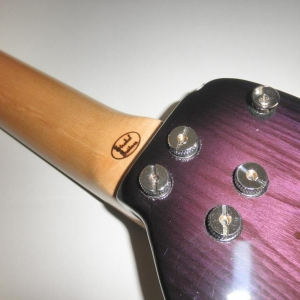 Strobel Rambler Travel Bass - Deep Purple