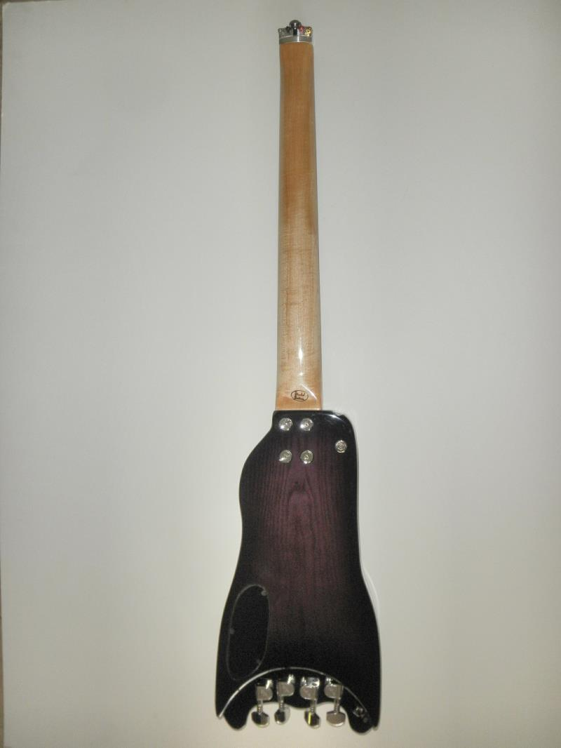 Rambler Travel Bass - back view