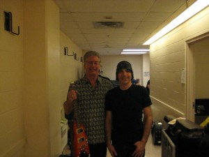 Ramblin' with Joe Satriani
