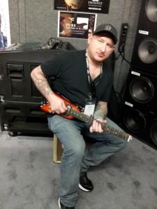 Josh Smith talking about his Rambler Travel Guitar
