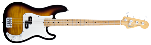 Our Rambler® Bass is modeled after a vintage Fender P Bass from the early 60's