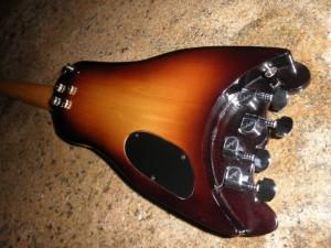 Rambler Custom Travel Bass - Schaller Tuners