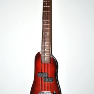 Rambler Custom Travel Bass RubyBurst - front view