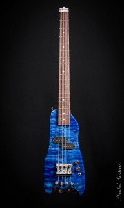 Rambler Travel Bass Deep Blue front view