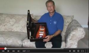 How to assemble a Strobel Rambler Travel Guitar