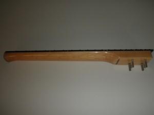 Original Rambler Travel Guitar fret Rosewood fretboard and neck back