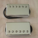 Schaller Golden 50 Jumbucker pickups