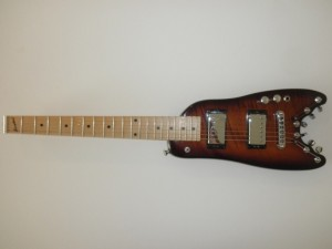 Scotts Rambler Classic with new maple neck