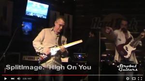 SplitImage: High On You