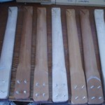 A batch of Custom Ramble necks