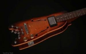 Rambler Hollowbody Travel Guitar