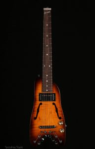 Electric Travel Guitar