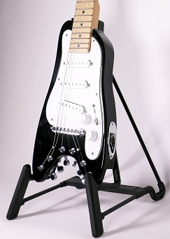 Collapsible Strobel Guitar Stand