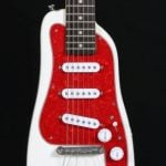Strobelcaster in White
