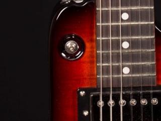 Rambler Classic Travel Guitar Tobacco Sunburst