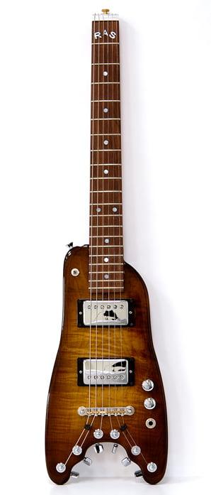 Top Custom Guitar