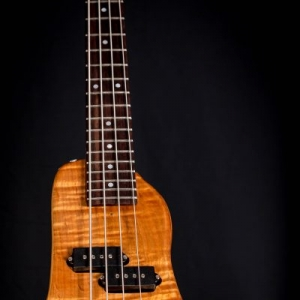 Rambler Custom Travel Bass - HoneyBurst