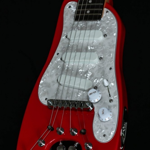Dakota Red Rambler SC+ with Zexcoil pickups