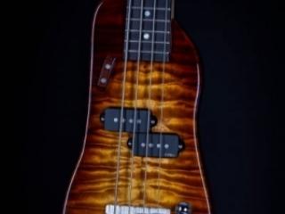 Portable Bass Guitar