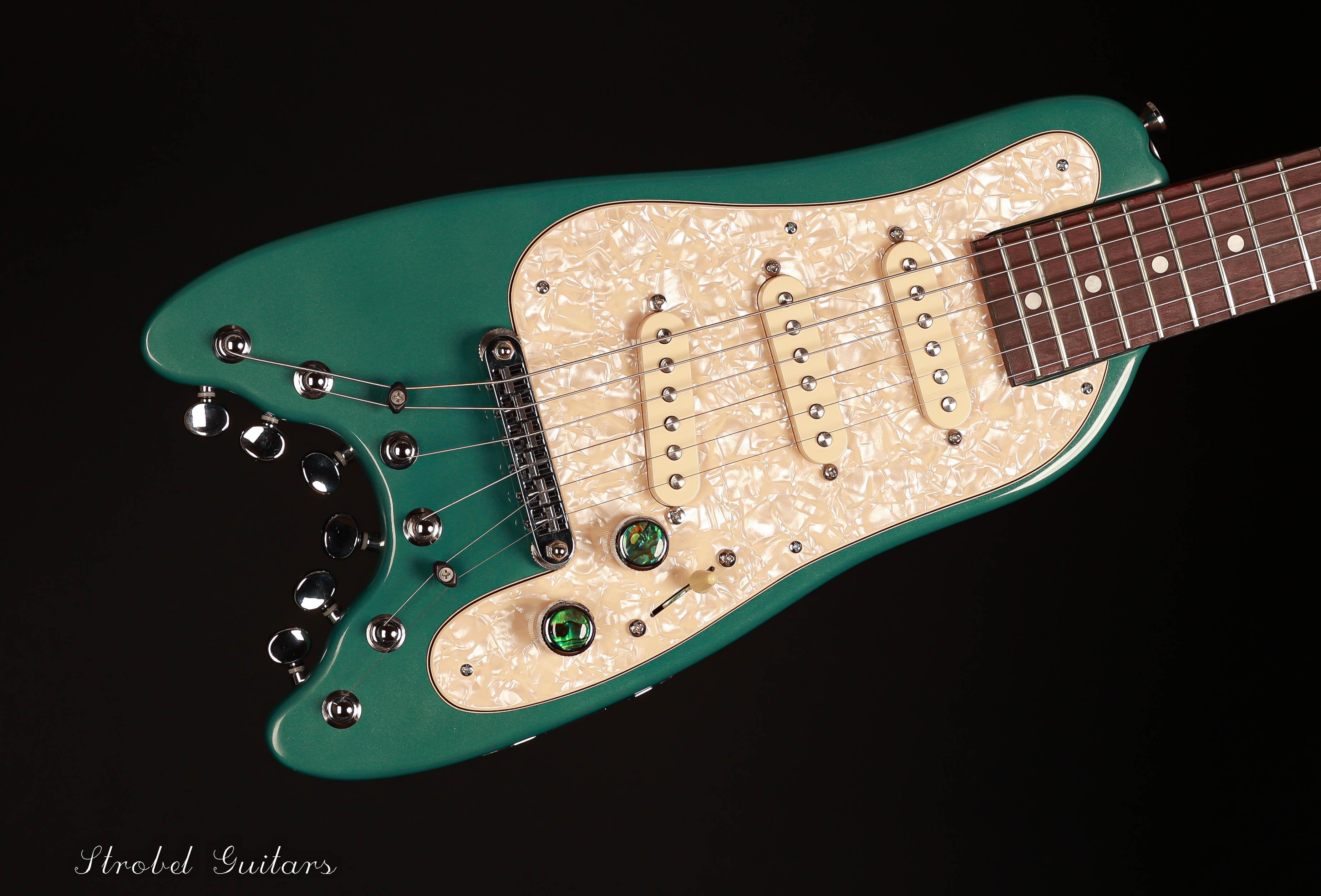Strobel-Portable-Guitar-Easily-Detachable-Neck