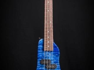 Travel Size Bass Guitar
