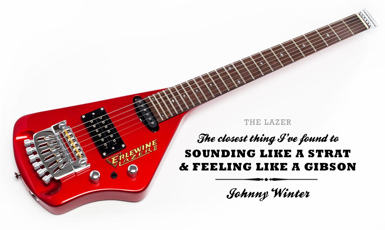 Lazer Travel Guitar