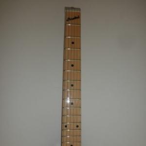 STROBELCASTER Plus Electric Travel Guitar