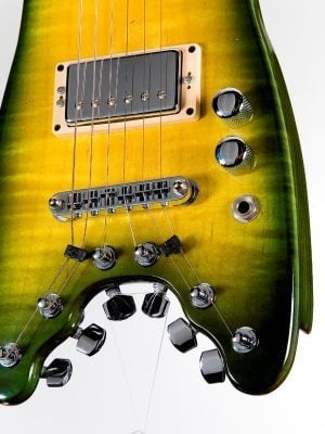 Custom Travel Guitar